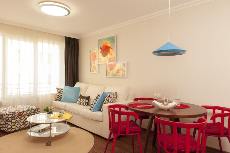 "Apartment in ""Geo Milev"" is finished!"