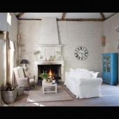 Interiors with a Mediterranean influence